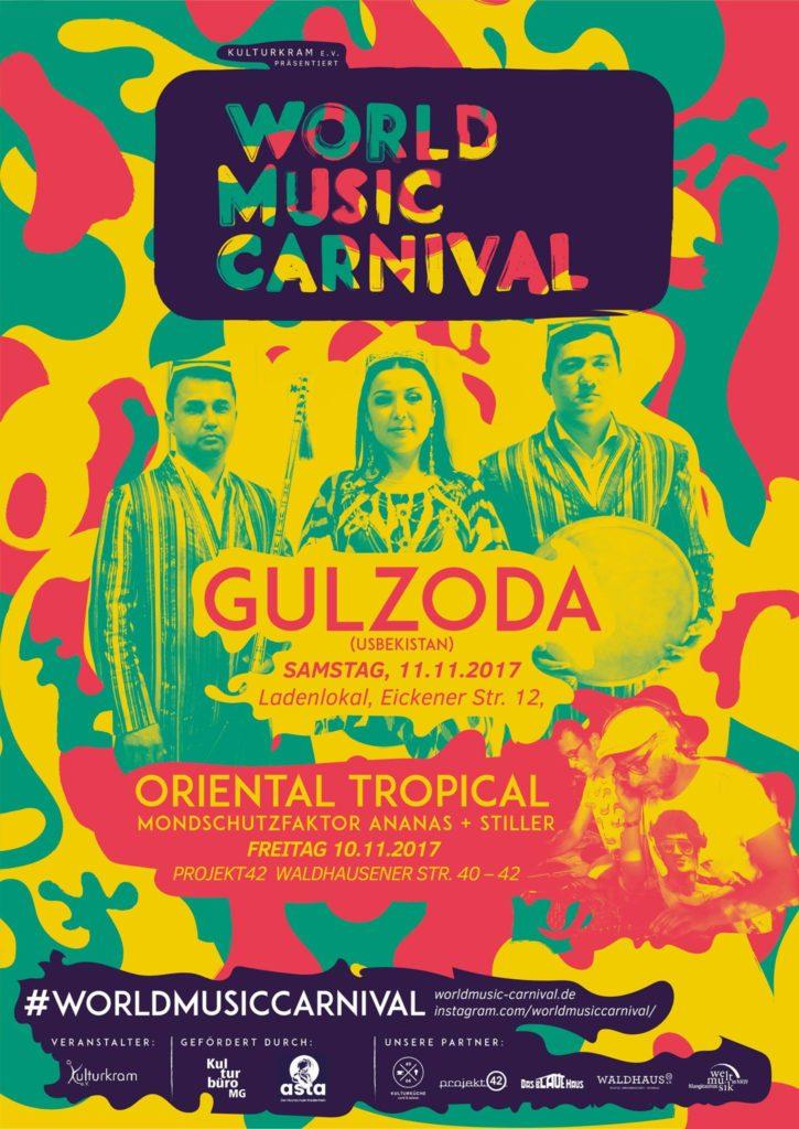 Worldmusic Carnival Mönchengladbach